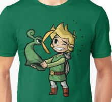 Minish Cap Link and Ezlo Unisex T-Shirt