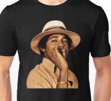 young obama smoke classic Unisex T-Shirt
