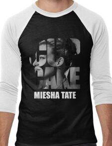 miesha tate Men's Baseball ¾ T-Shirt