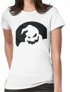 Oogie Boogie Womens Fitted T-Shirt