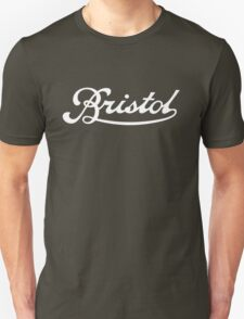 Bristol Scroll Logo Unisex T-Shirt