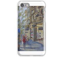 Collins St Block Arcade  iPhone Case/Skin