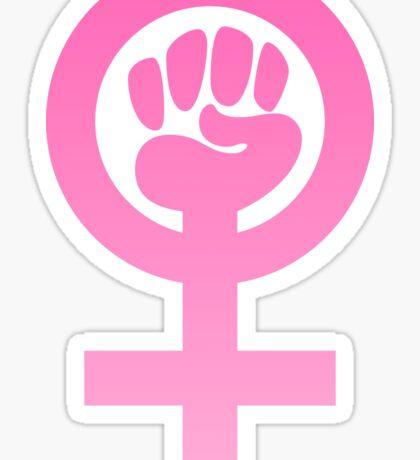 Feminist Symbol Sticker
