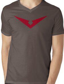 Fired Up Mens V-Neck T-Shirt