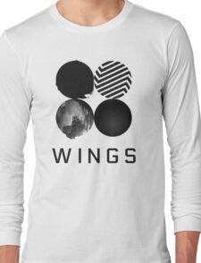 Bangtan Boys (BTS) 'WINGS' Long Sleeve T-Shirt