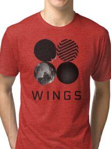 Bangtan Boys (BTS) 'WINGS' Tri-blend T-Shirt