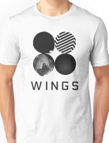 Bangtan Boys (BTS) 'WINGS' Unisex T-Shirt