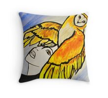 Soul Mate Throw Pillow