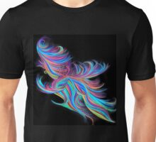 Inverted Electric Whirlwind  Unisex T-Shirt
