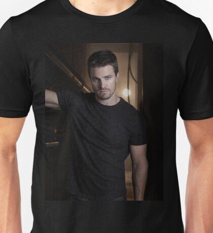 Stephen Amell Arrow 03 Unisex T-Shirt