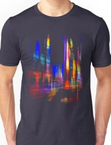 city at night Unisex T-Shirt