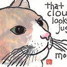 Cloud-Gazing by dosankodebbie