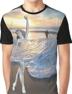 Like a Wave Graphic T-Shirt