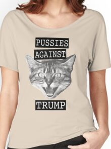 Pussies against Trump Women's Relaxed Fit T-Shirt