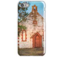 Old Church at Callington, South Australia iPhone Case/Skin