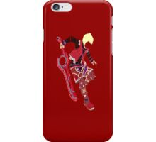 Shulk Typography iPhone Case/Skin