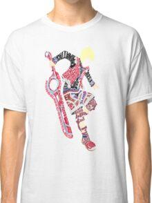 Shulk Typography Classic T-Shirt