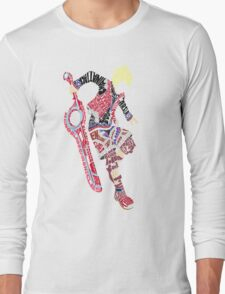 Shulk Typography T-Shirt
