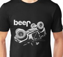 Funny  Beer  4x4 Unisex T-Shirt