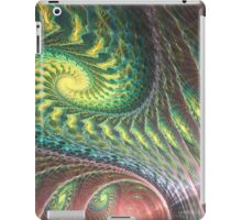 Glowing tentacle iPad Case/Skin