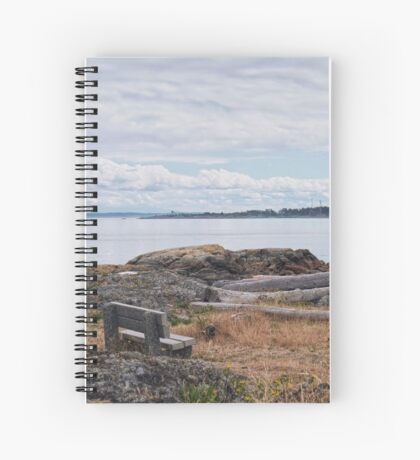 I Long For You Spiral Notebook