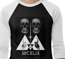 The numerals mean cleansing. Men's Baseball ¾ T-Shirt