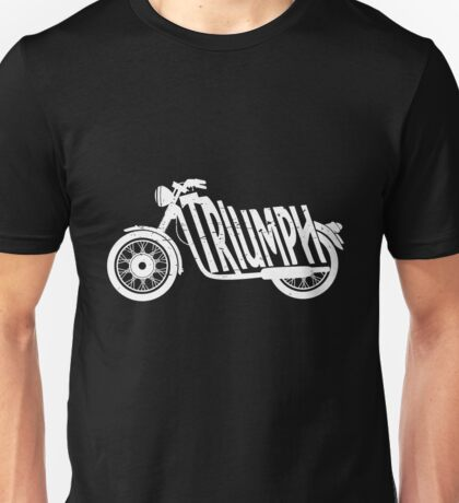 triumph motorcycle classic Unisex T-Shirt