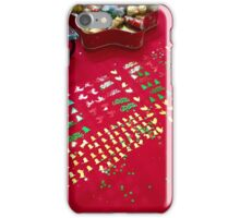 Passionate about glitter iPhone Case/Skin