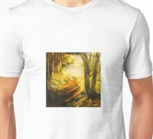 Pathway to the Pond Unisex T-Shirt