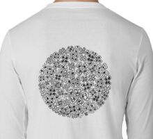 RING OF FLOWERS Long Sleeve T-Shirt