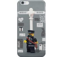 Mr. Postman iPhone Case/Skin