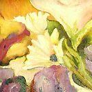 Detail, Garden Gone Wild by Barbara Sparhawk