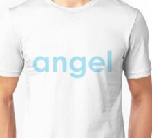 angel blue Unisex T-Shirt