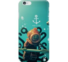 Vintage Diver iPhone Case/Skin