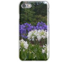 Summer Agapanthus iPhone Case/Skin
