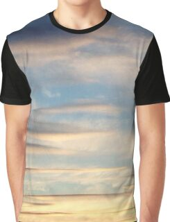Sunset Sky Graphic T-Shirt