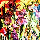Garden Gone Wild by Barbara Sparhawk