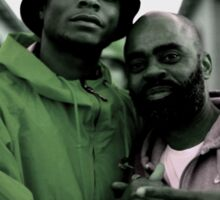 RETCHY P AND FREEWAY RICK ROSS Sticker