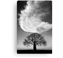 Sky Tree Canvas Print