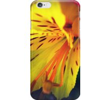 Alstroemeria  - Peruvian Lily iPhone Case/Skin