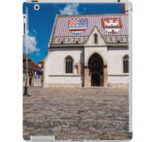 St. Mark's Church iPad Case/Skin