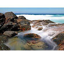 Rock Pool Photographic Print