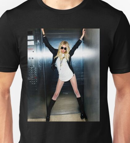 Taylor Michel Momsen-the pretty reckless Unisex T-Shirt