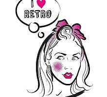 I love retro by MadeByLen