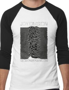 joy division Men's Baseball ¾ T-Shirt