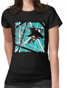 HEY HEY HEY! Womens Fitted T-Shirt