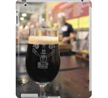 Great British Beer Festival - A Stout iPad Case/Skin