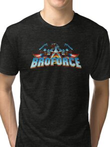 Broforce Tri-blend T-Shirt