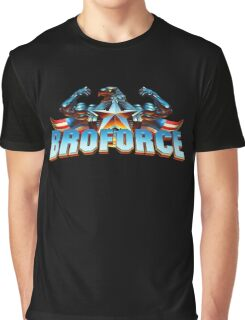Broforce Graphic T-Shirt