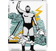 LUCHADOR#1 iPad Case/Skin